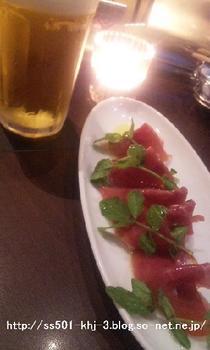 20120630 beer&ham.JPG